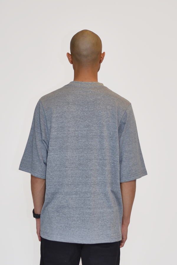 The Celect Square T-Shirt - Gray