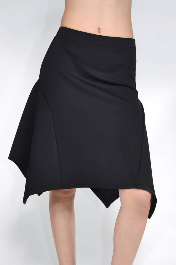 The Celect Volume Skirt - Black