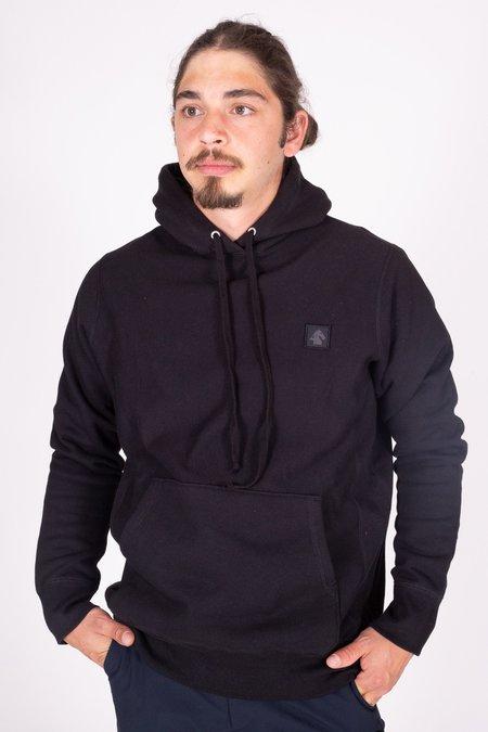 FOUR HORSEMEN 4H Icon Hooded Sweatshirt - Black/Black