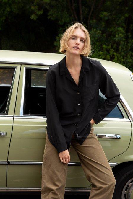 Sherie Muijs Shirt No. 01 - Black