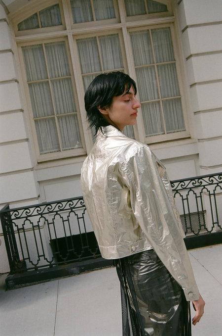 Nomia Jacket - Platinum