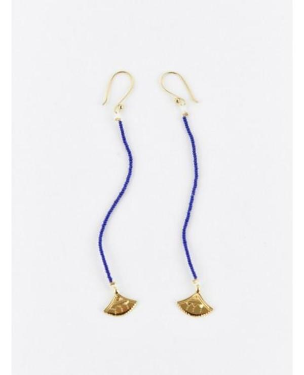 Ombre Claire Royal Perls Bronze Earrings