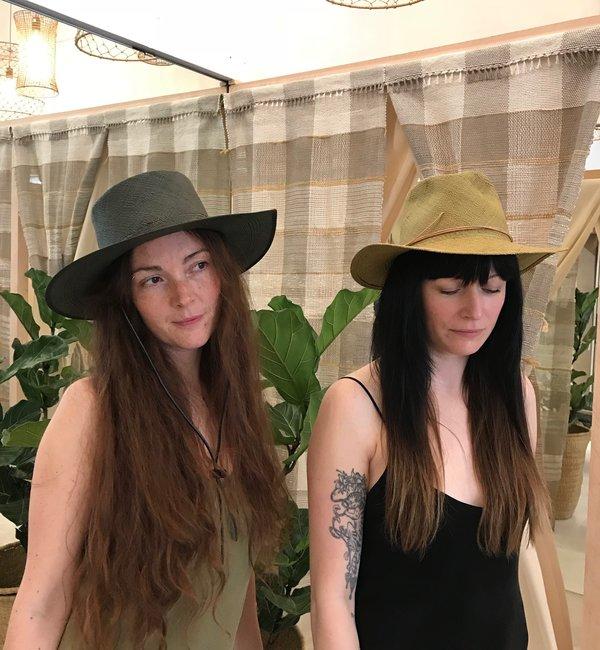 Brookes Boswell Alderman Hat - Forest