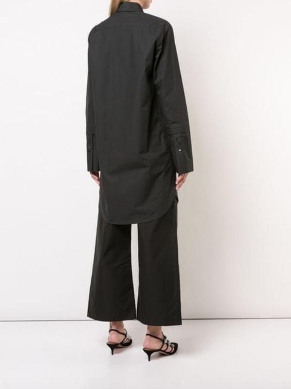 Kamperett LEONARD SHIRT - BLACK