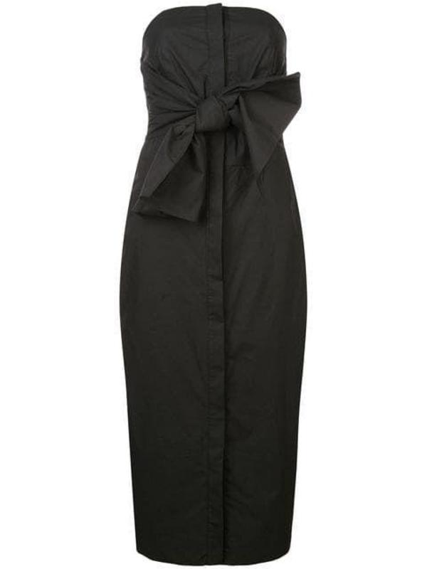 Kamperett VUELO DRESS - BLACK