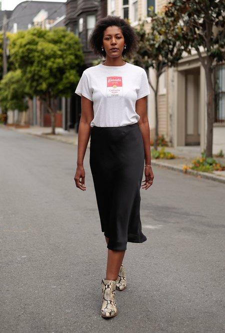 Azalea Charlotte Midi Skirt - Black