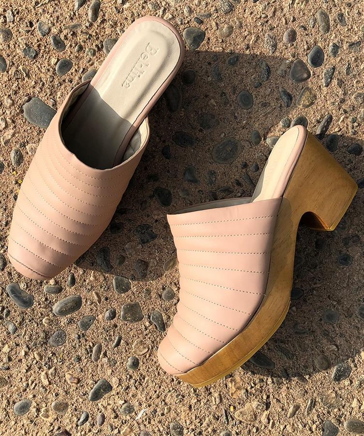Beklina - vamp shoes