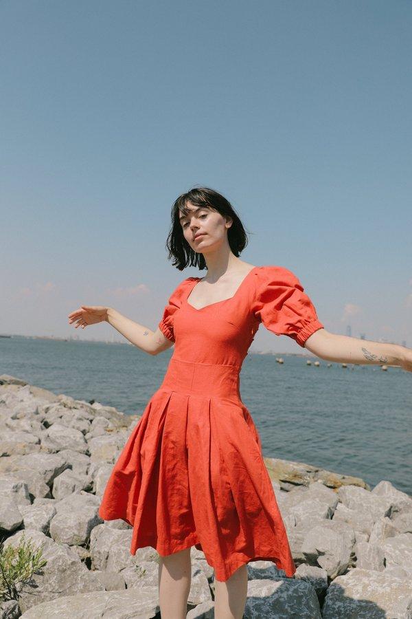 Ajaie Alaie Spring You Pretty Dress