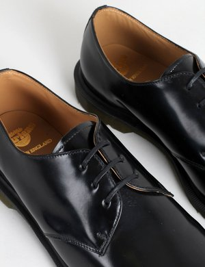 Dr. Martens Steed Polished Smooth - Black