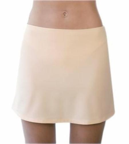 Bumbrella Panty Slip Thong - Nude