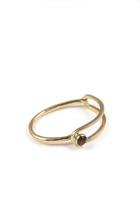 Tiro Tiro Hematite Sera Bracelet