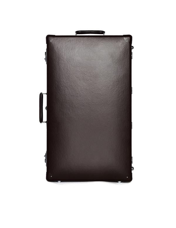 "Unisex Globe Trotter Original 30"" Suitcase - Brown"
