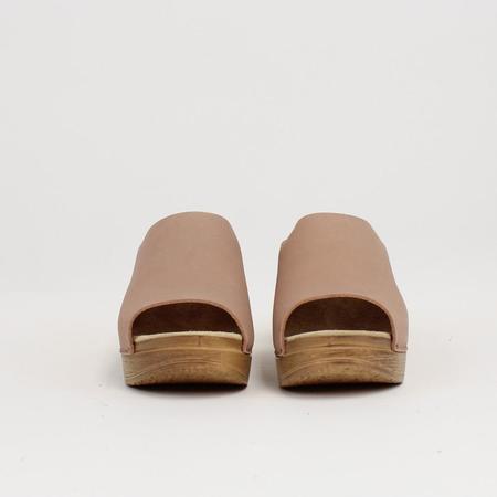 Calou Frida Slide Clog - Nude