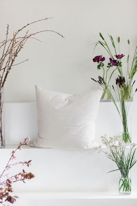 Anara Rise Euro Pillow