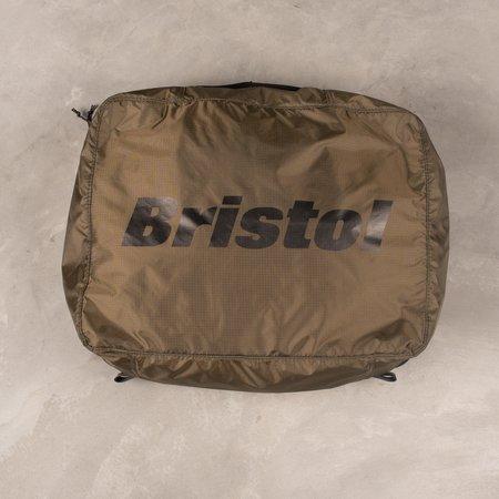 F.C. Real Bristol Packing Cube - Khaki