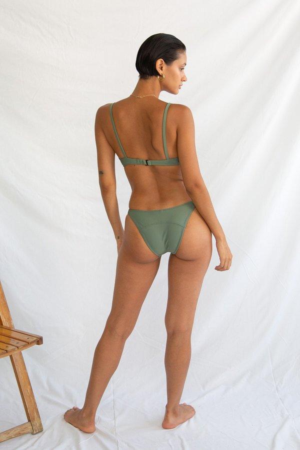 Galamaar O-Ring Brief - green