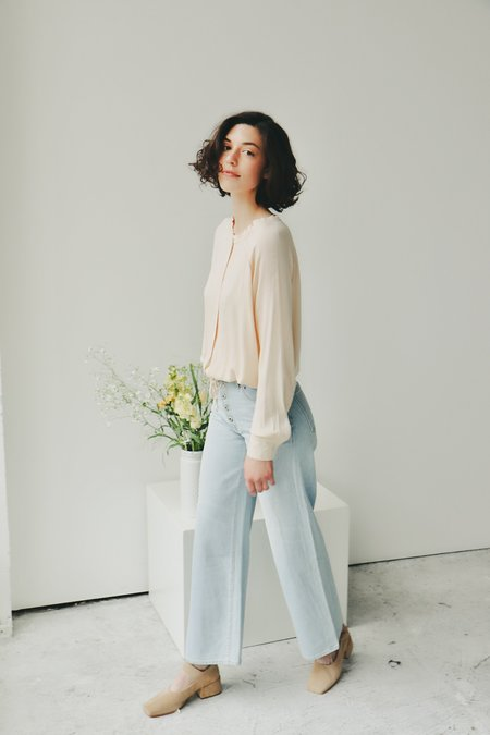 EVE DENIM Nolita Charlotte Culotte - light blue
