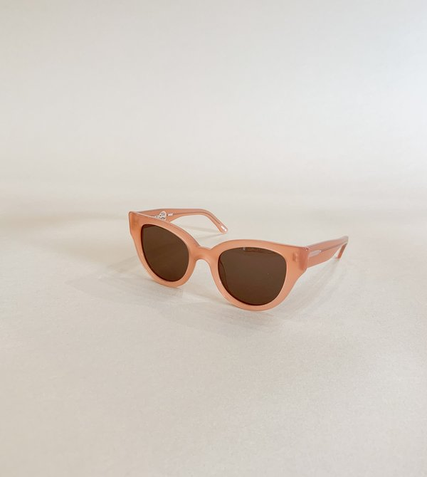 Unisex Carla Colour Barton Sunglasses - Supernova/Dust