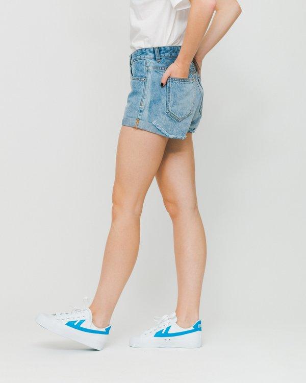 Dr. Denim Denim Shorts - Vacation Blue