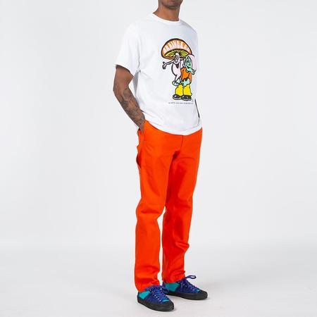 Brain Dead Canvas Carpenter Pant - Orange