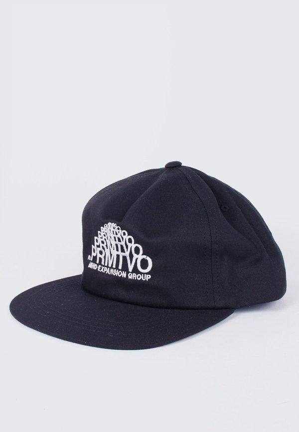PRMTVO Expanding Logo Cap - black