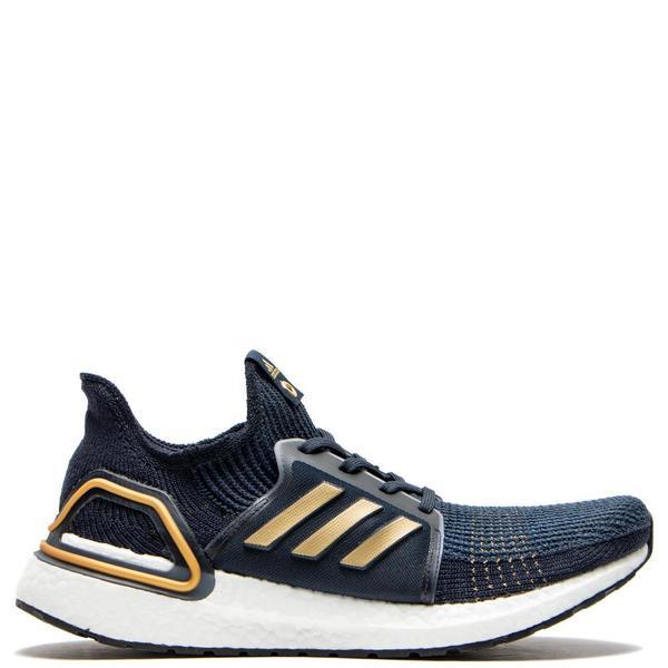 adidas ultra boost navy gold