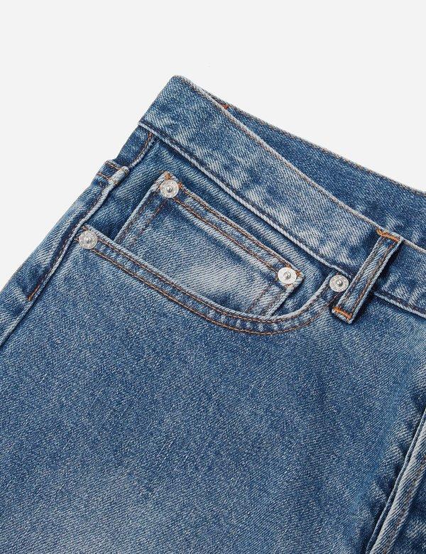A.P.C. Petit Standard Jeans Slim Straight - Light Indigo Delave