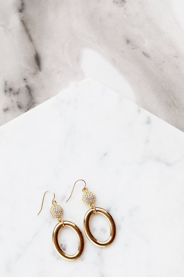 Charme Silkiner Felicity Earrings