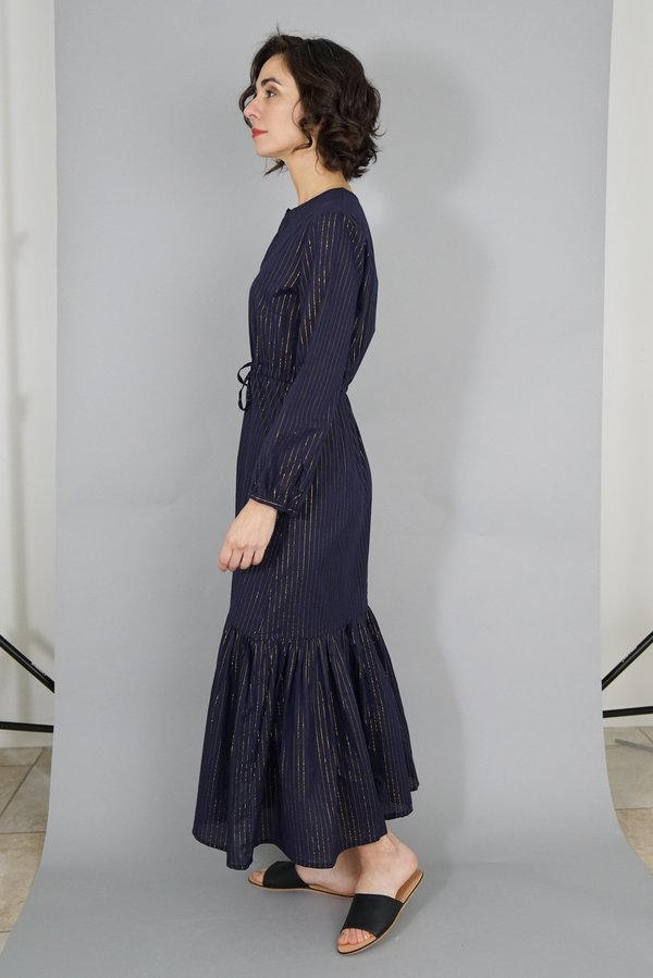 Emerson Fry Francis Dress - Navy
