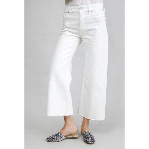 Trave Audrey Big Empty Denim - Off-White