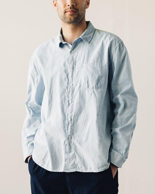 Olderbrother Older Brother Classic Shirt - Light Indigo