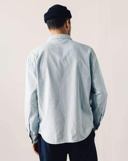 Olderbrother Older Brother Classic Shirt - Light Indigo