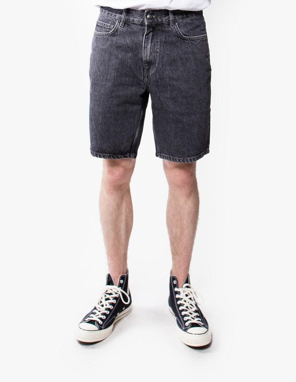 Won Hundred Timothy Denim Shorts - Medium Black