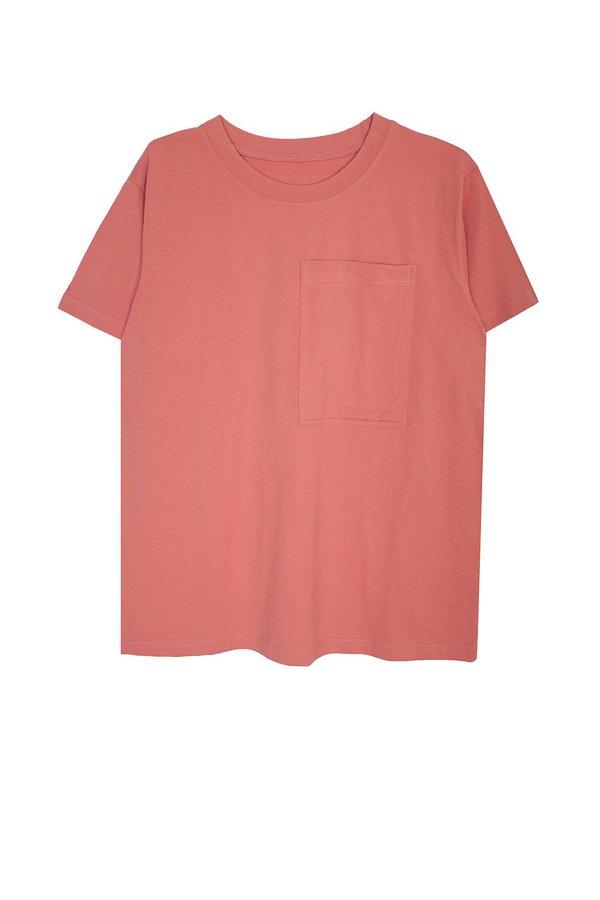 L.F.Markey Nullo Tee - Dirty Pink