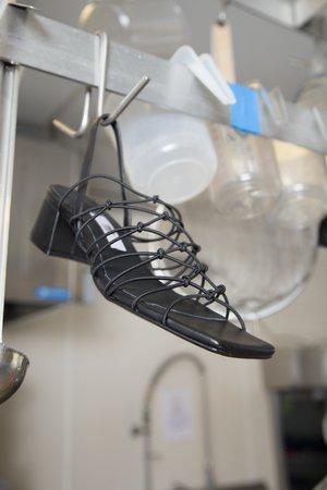 Miista Frida Shoe - BLACK