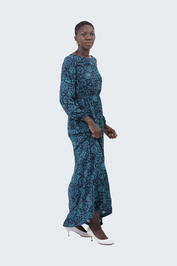 Osei-Duro Guise Dress - Lady of Shalott
