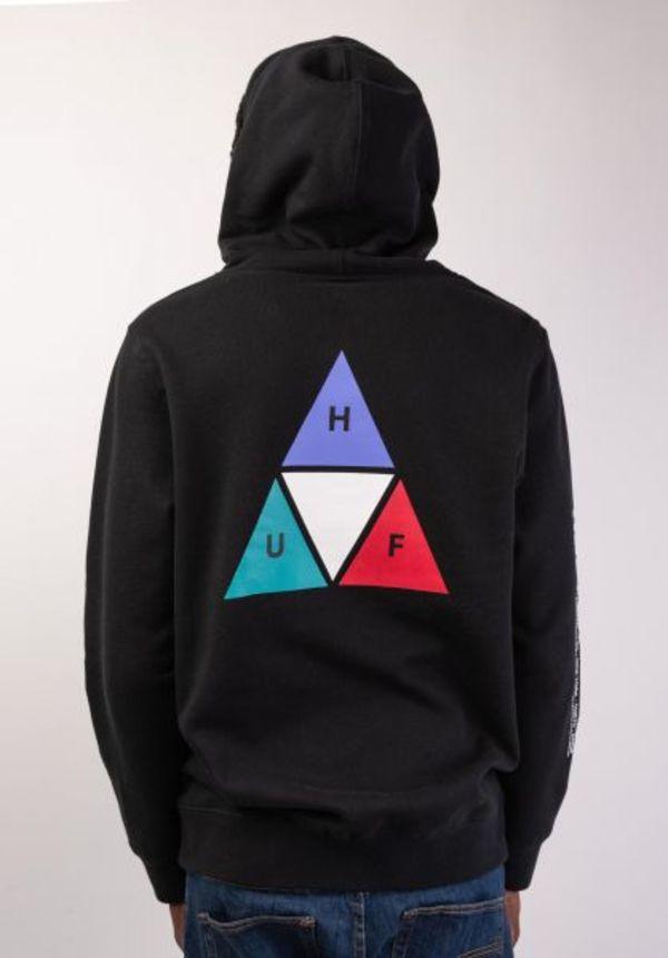 HUF Prism TT Hoodie (black)