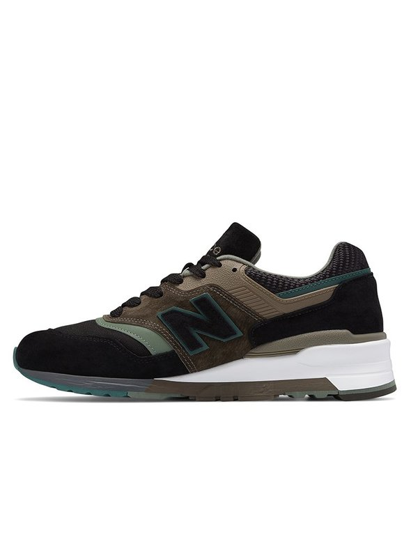 New Balance 997 PAA - Black/Covert Green