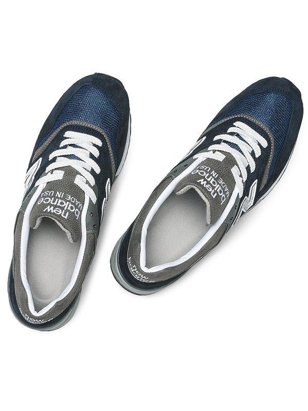 New Balance 997 NV - Navy/Grey