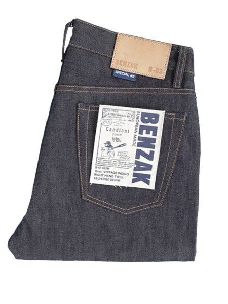 Benzak B-03 Tapered 15 oz Vintage Selvedge - Special #2