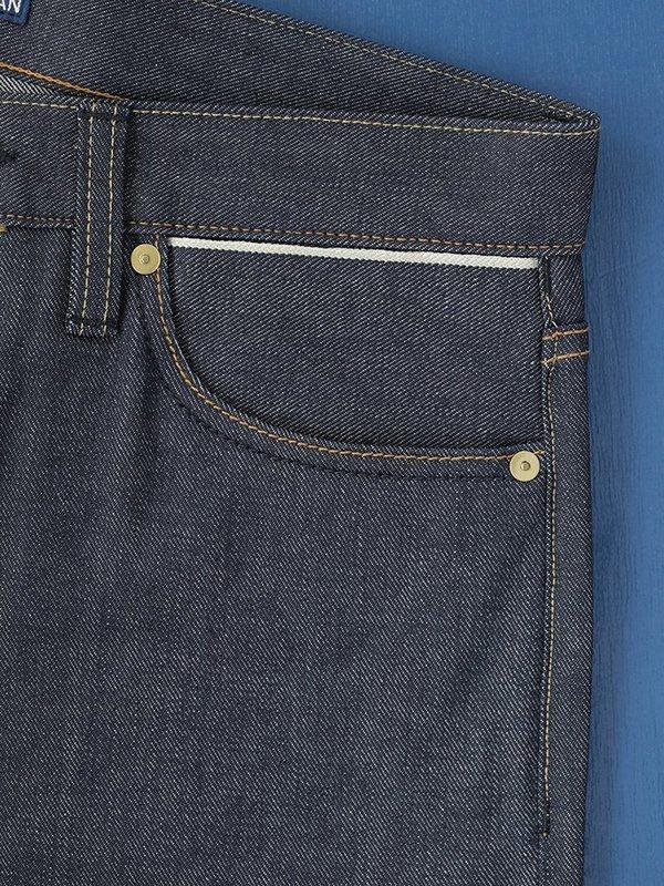 Benzak BDD- 711 Denim Jeans - Grey Blue