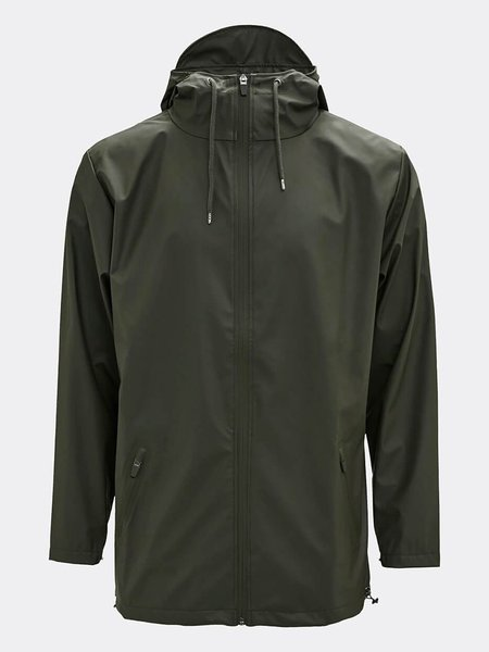 Unisex Rains Breaker Jacket - Green