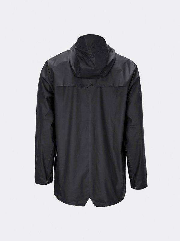 Unisex Rains Classic Jacket - Black