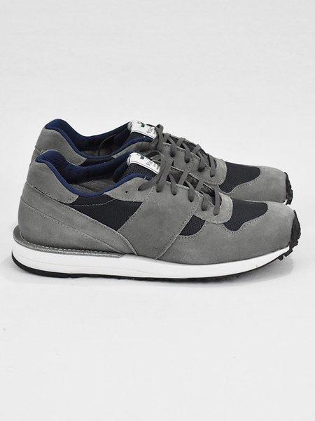 Victory Sportswear Classic - Grey Suede/Navy Mesh