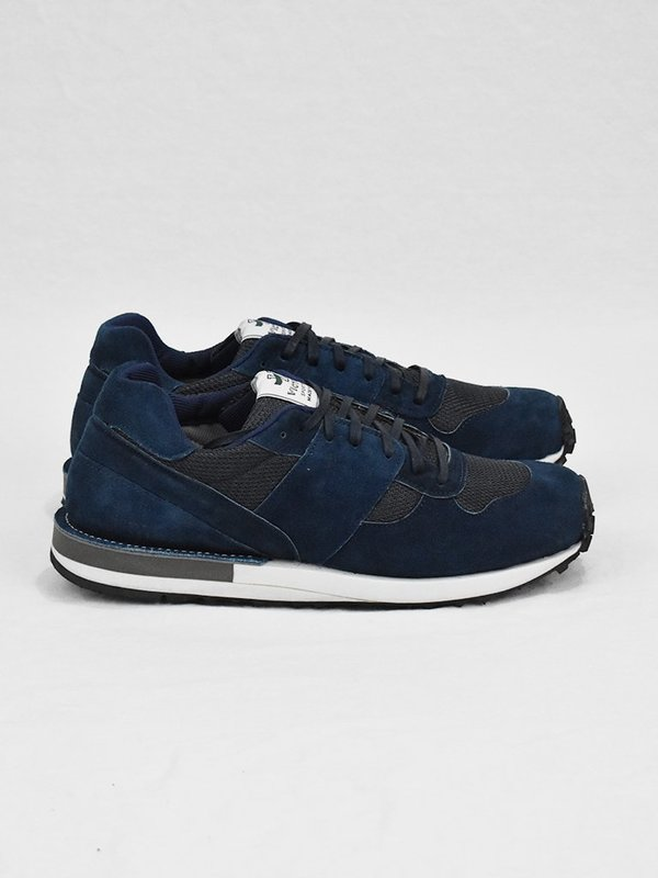 Victory Sportswear Classic - Navy Suede/Navy Mesh