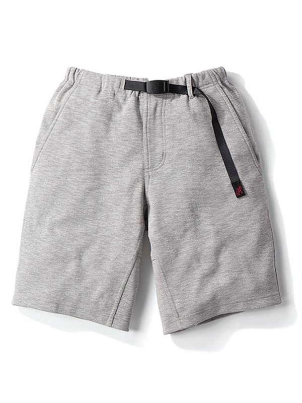 Gramicci Coolmax Knit Shorts - Heather Grey