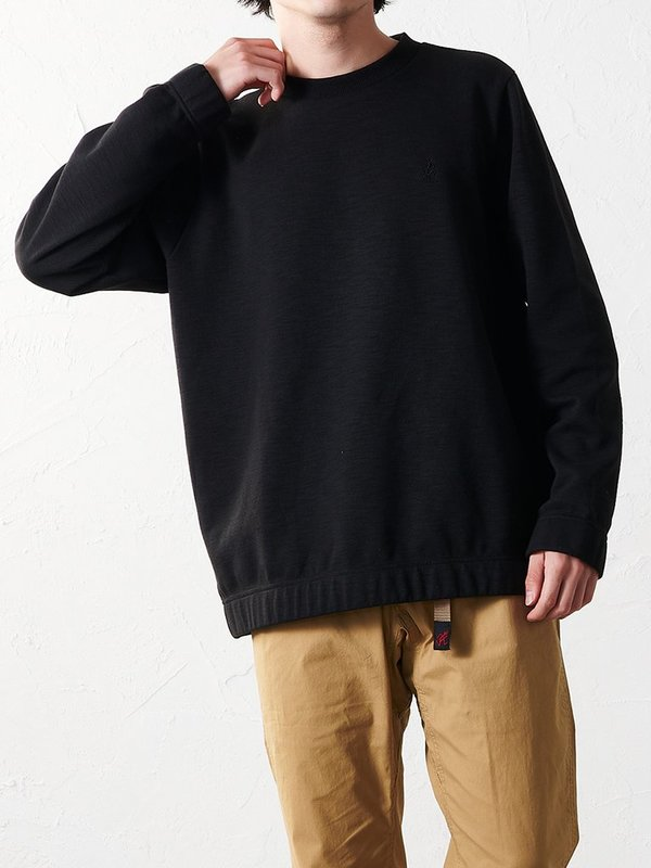 Gramicci Coolmax Knit Sweater - Charcoal