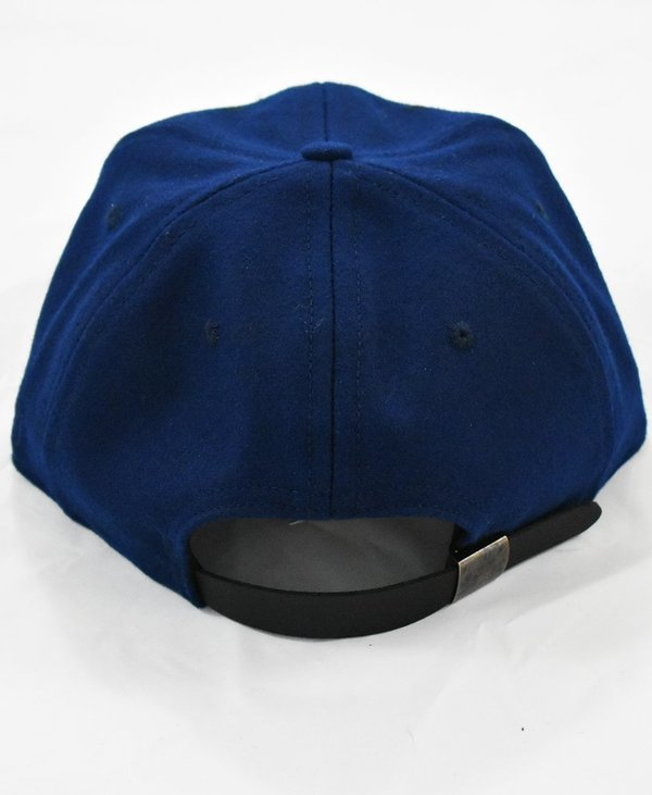 Ebbets Field Flannels x Eames NW 6 Panel Cap - Navy
