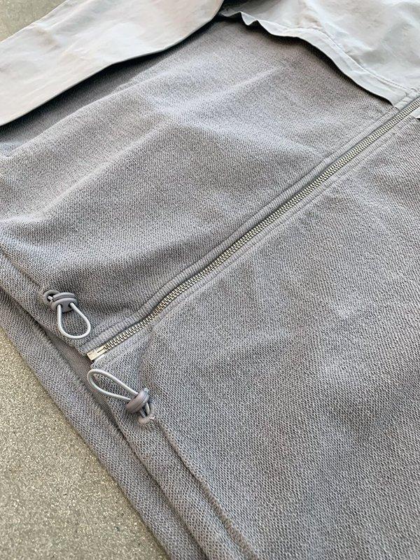 Les Basics Le Wind Cheater - Grey