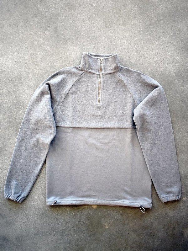 Les Basics le zip sweat - Grey
